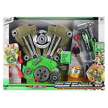 Workman Motor Tamir Seti