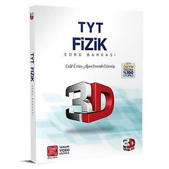 Çözüm TYT 3D Fizik Soru Bankasý-YENÝ Celil Ürün-Alper Emrah Gümüþ Çözüm Yayýnlarý