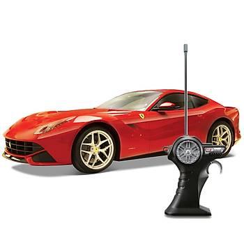 Maisto Tech 1:14 Ferrari F12 Berlinetta U/K Araba Kýrmýzý