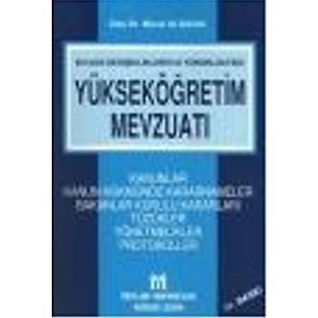 Yasa Serisi-35: Yükseköðretim Mevzuatý (YÖK) Murat Alýþkan Yaylým Yayýncýlýk