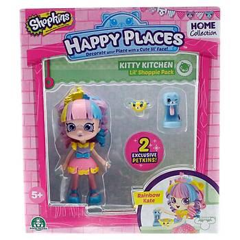 Cicibiciler Happy Places Mini Cici Kýz Rainbow Kate Oyun Seti