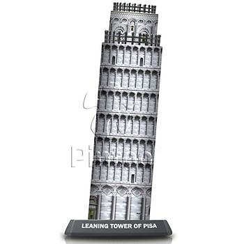 Pintoo Puzzle 3D Pisa Kulesi 272 Parça