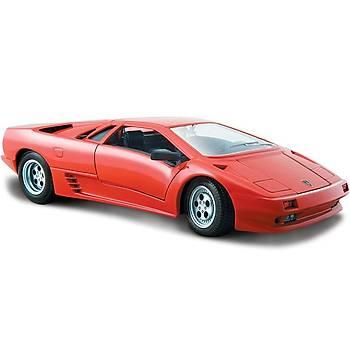 Maisto Lamborghini Diablo 1:24 Model Araba S/E Kýrmýzý