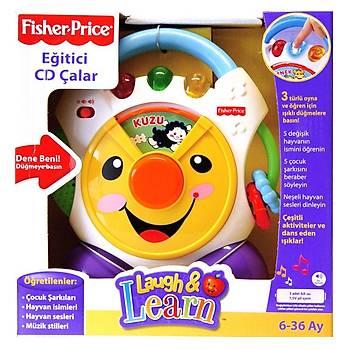 Fisher-Price Eðitici Cd Çalar