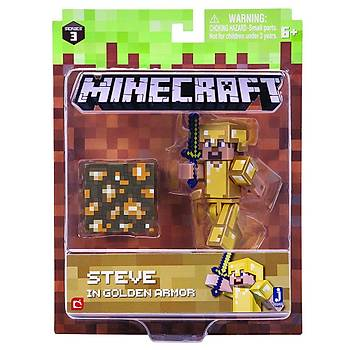 Minecraft Steve Figür 7 cm