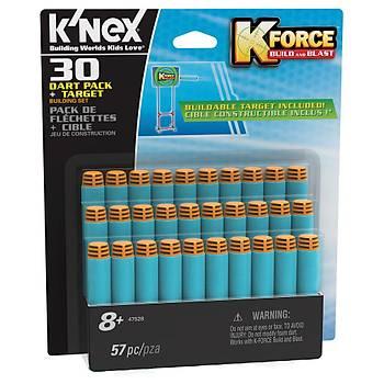 K'Nex K-Force Hedefli 30 Mermi Seti 47528