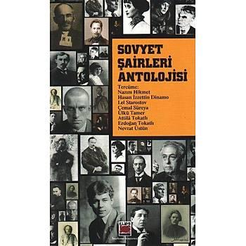 Sovyet Þairleri Antolojisi Kolektif - Elipþ Kitap Elips Kitap