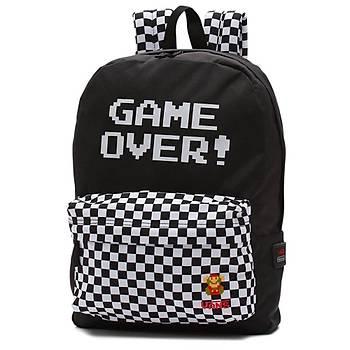 Vans Okul Sýrt Çantasý Nintendo Backpack 53288