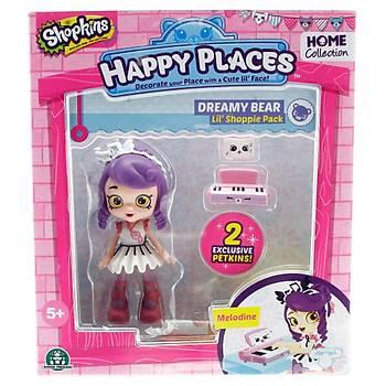 Cicibiciler Happy Places Mini Cici Kýz Melodine Oyun Seti