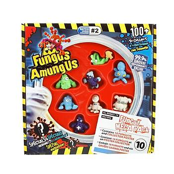 Fungus Amungus 10'lu Figür Set 2.Seri