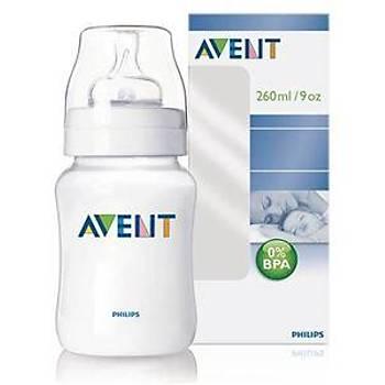 Philips Avent 0% BPA Pp Biberon 260Ml Tekli 8710103696575