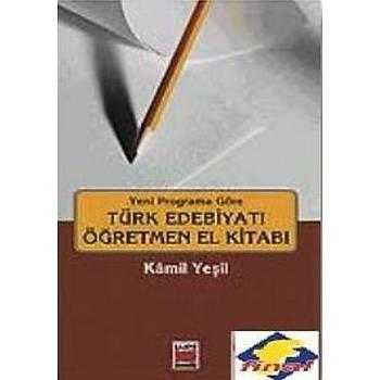 Türk Edebiyatý Öðretmen El Kitabý Kamil Yeþil Elips Kitap