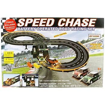 Sunman Speed Chase Mini Cooper Iþýklý Yarýþ Seti