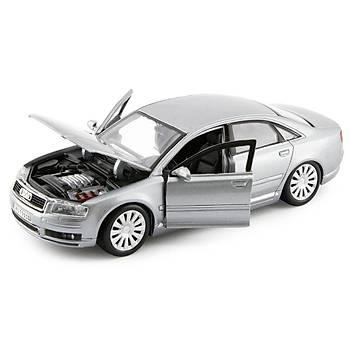 Maisto Audi A8 1:26 Model Araba S/E Gri
