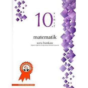 Zafer 10. Sýnýf Matematik Soru Bankasý-YENÝ Zafer Dershaneleri Yayýnlarý Komisyon Zafer Dershaneleri Yayýnlar