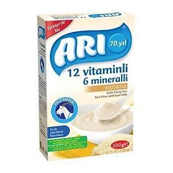 Arý Mama Keçi Sütlü Pirinç Unlu 200 gr