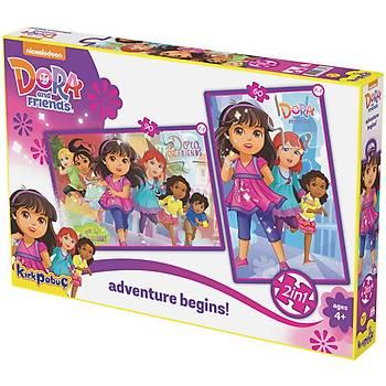 Kýrkpapuç Dora Adventure Begins Çocuk Puzzle