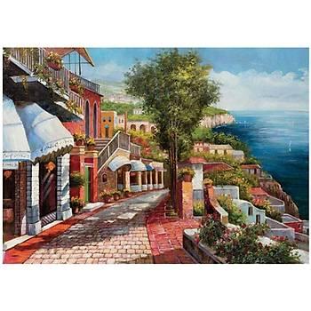 KS Puzzle Somewhere In Mediterranean 1000 Parça