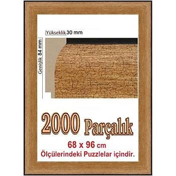 Heidi 2000 Parcalik Puzzle Cercevesi 96X68 Cm 4940
