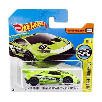 Hot Wheels Lamborghini Huracan Oyuncak Araba