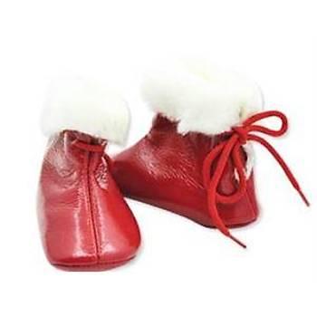 Sevi Bebe Kýz Kürklü Çizme