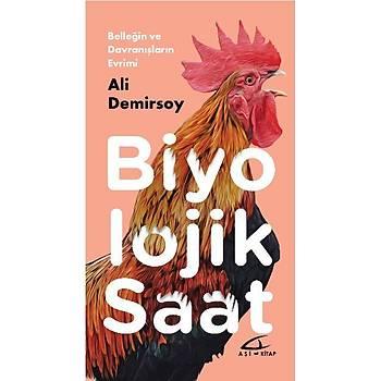 Biyolojik Saat Ali Demirsoy Asi Kitap
