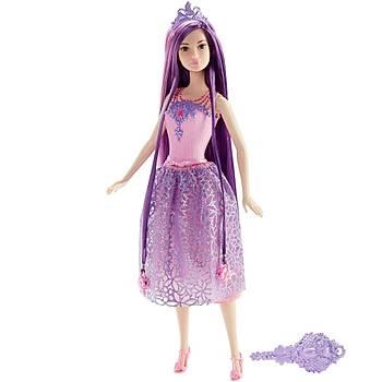 Barbie Uzun Saçlý Prensesler DKB59
