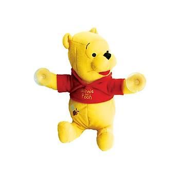 Pooh Vantuzlu Peluþ Oyuncak 22 cm