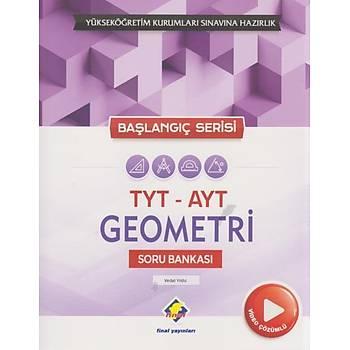 Final TYT AYT Geometri Soru Bankasý-Video Çözümlü-Baþlangýç Serisi-YENÝ Vedat Yýldýz Final Yayýnlarý