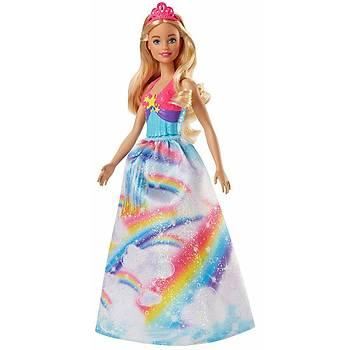 Barbie Dreamtopia Prenses Barbie Bebekler FJC95