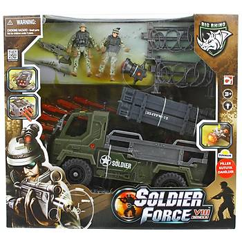 Soldier Force VIII Bombuster