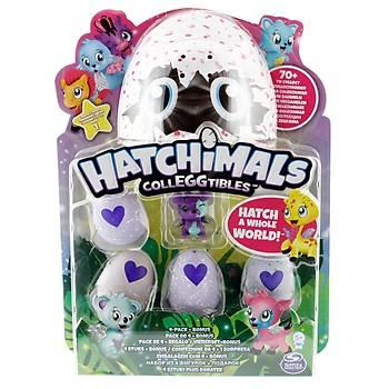 Hatchimals Dörtlü Figür Paket Model 1