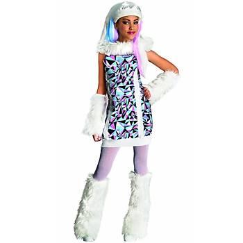 Monster High Abbey Bominable Çocuk Kostümü 12-14 Yaþ