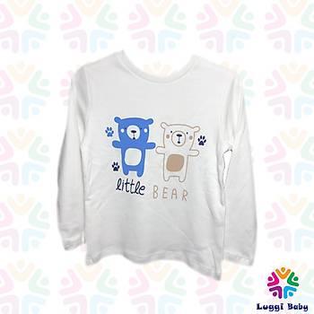 Luggi Baby Little Bear Pijama Takým