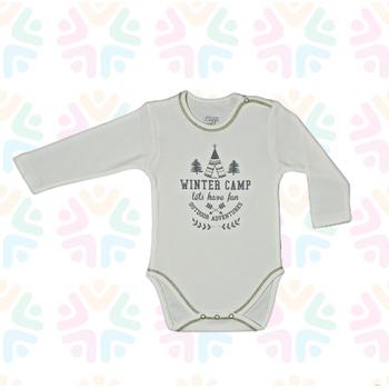 Luggi Baby Winter Camp 2'li Bebek Body