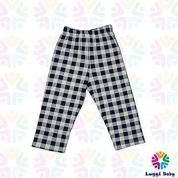 Luggi Baby Ekose Kareli Pijama Takým