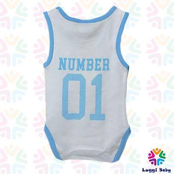 Luggi Baby Number One Atlet Body