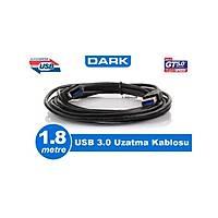 Dark DK-CB-USB3EXTL180 1,8m USB 3.0 Uzatma Kablosu