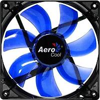 Aerocool AE-CFPL120BL 12cm PWM 4Pin Mavi Led Fan