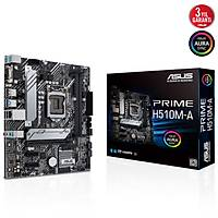 Asus Prime H510M-A 1200P Vga Hdmi Dp Usb3.2