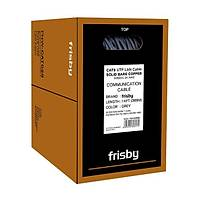 Frisby FNW-CAT628 CAT6 UTP 24AWG Saf Bakýr 305M