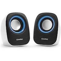 Dark DK-AC-SP100 1+1 Hoparlör Sistemi (USB)