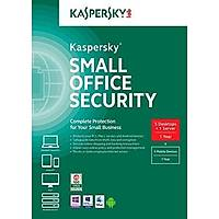Kaspersky Small Off.Security 1+10 Kull.1Yýl Lisans