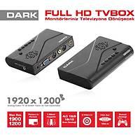 Dark DK-AC-TVBOX1920 Harici TV BOX 1920x1200 Analo