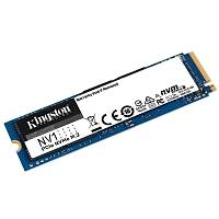 Kingston 500GB NVMe M.2 2100/1700MB SNVS/500G