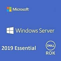 Dell Win Server 2019 Essential ROK (25 Kullanýcý)