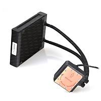 Dark AquaForce W120 Çift Fanlý Sývý Soðutma Sistem