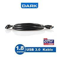 Dark DK-CB-USB3AL180 1.8m USB 3.0 Erkek-Erkek Data