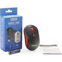 Dark DK-AC-MSW100R Wireless Krmz-Siyah K.suz Mouse