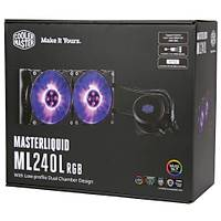 Cooler Master ML240L RGB Led Fanlý Ýþlemci Sývý So